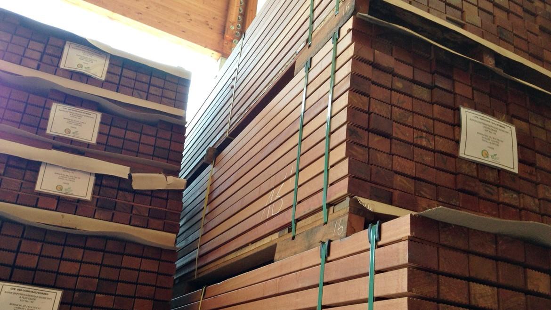hartholz unterkonstruktion 45x70mm resistenzklasse 1biomaderas gmbh. Black Bedroom Furniture Sets. Home Design Ideas